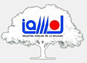 Logotipo. IAMOL - Industria Auxiliar de la Moldura